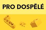 LEGO PRO DOSPĚLÉ