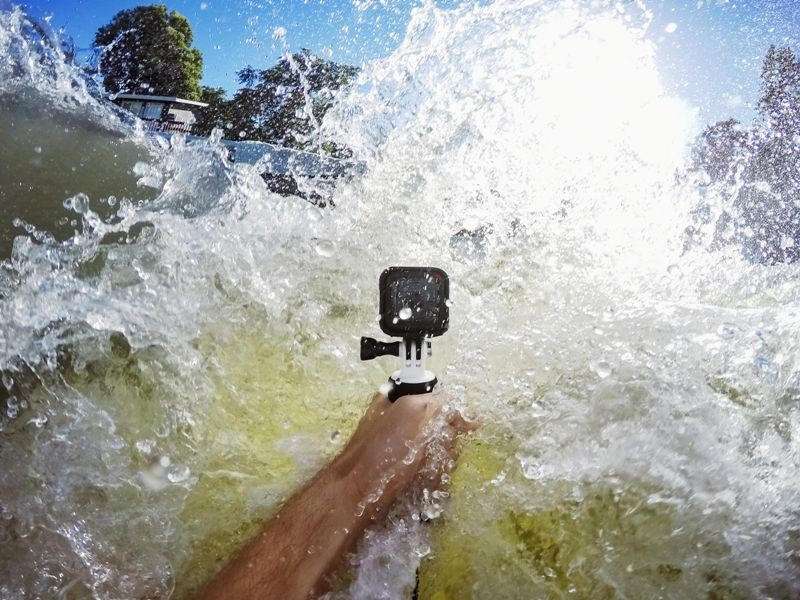 Kamera pro akční zážitky