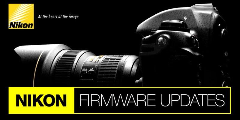 Jak aktualizovat firmware fotoaparátů a objektivů?