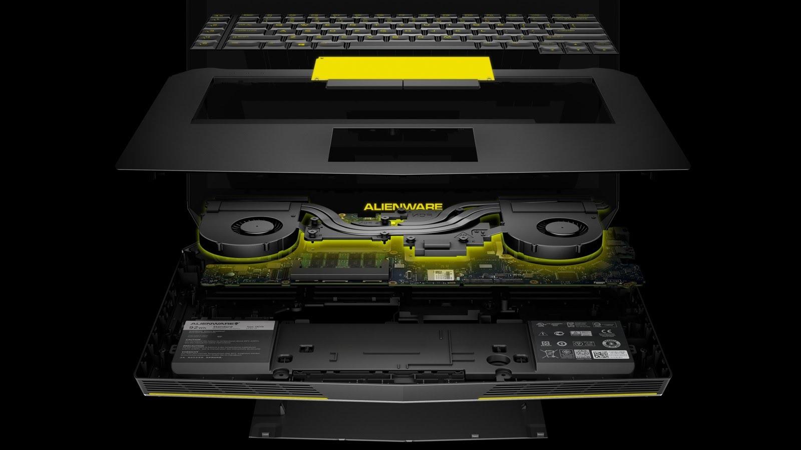 Alienware - notebook