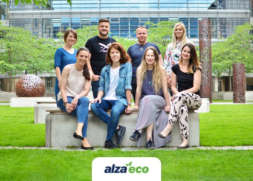 Náš AlzaEco team
