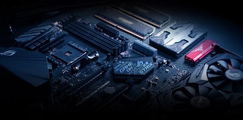 Levné základní desky s čipsetem AMD B450