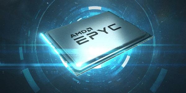 Serverové procesory AMD EPYC