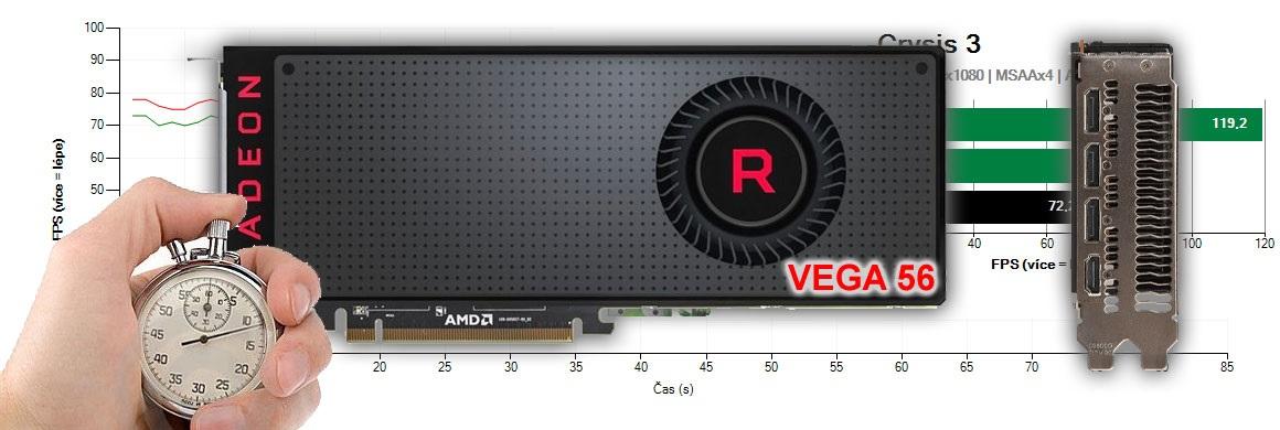 AMD Radeon RX Vega 56 8GB recenze a testy