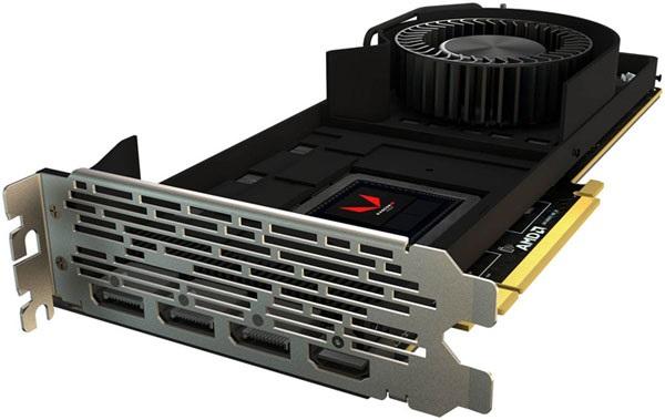 AMD Radeon RX Vega 56 8GB systém chlazení