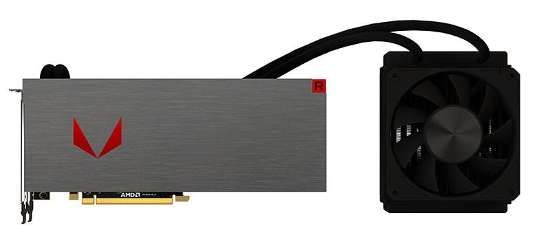 AMD Vega; Radeon RX Vega 64 Liquid