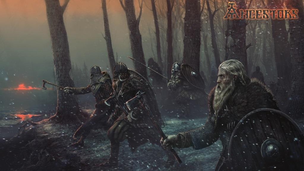 Nejočekávanější hry květen 2018; Ancestors Legacy, wallpaper: vikingové
