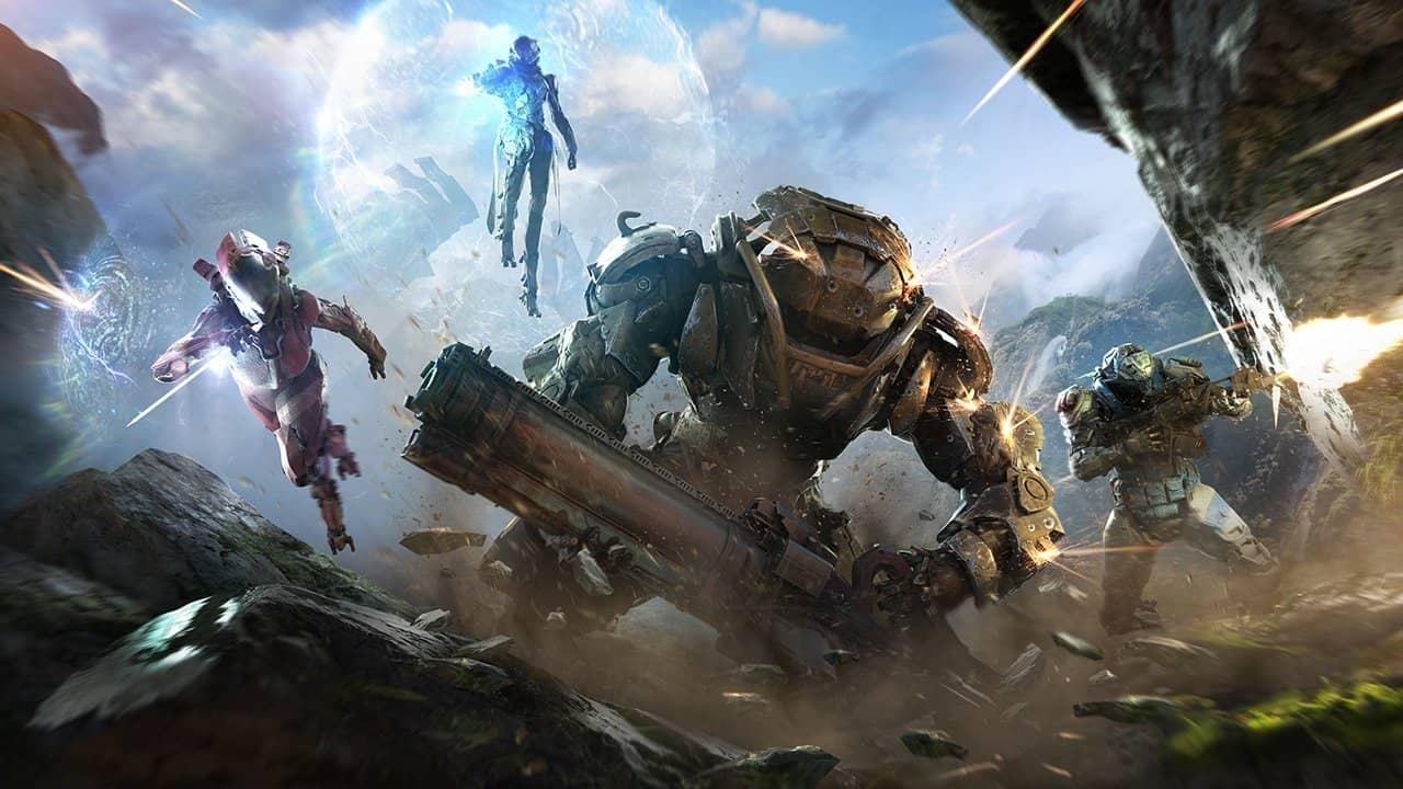 Anthem; screenshot: art battle