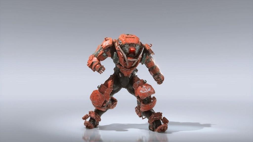 Anthem: wallpaper: Colossus
