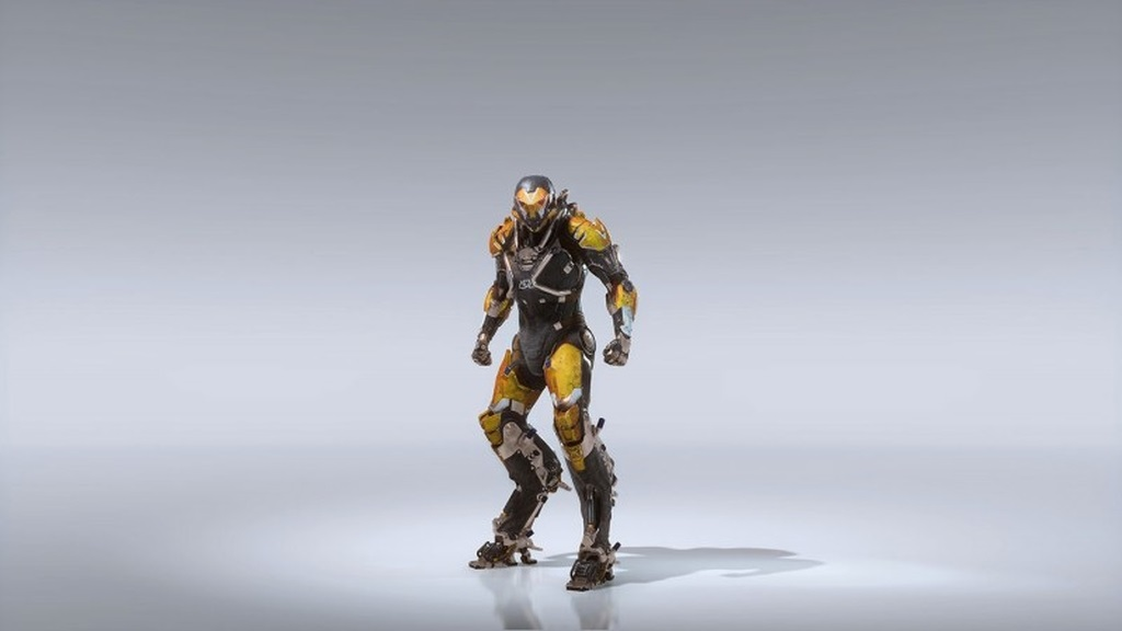 Anthem: wallpaper: Ranger