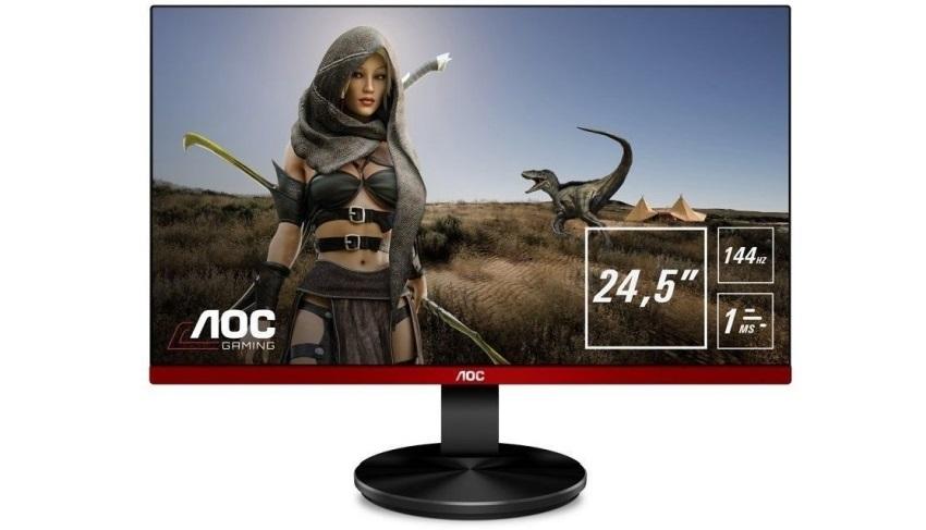 Herní monitor AOC G2590FX - z předu