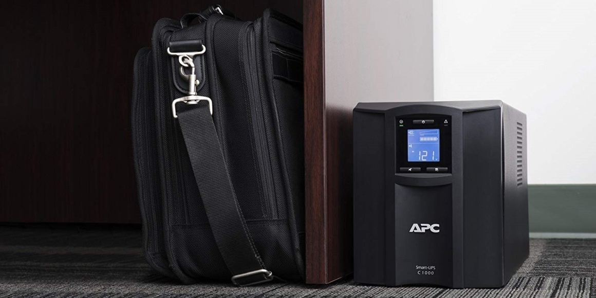 Chytré záložní zdroje APC Smart-UPS