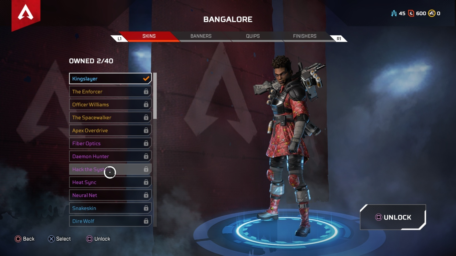 Apex Legends; gameplay: Bangalore
