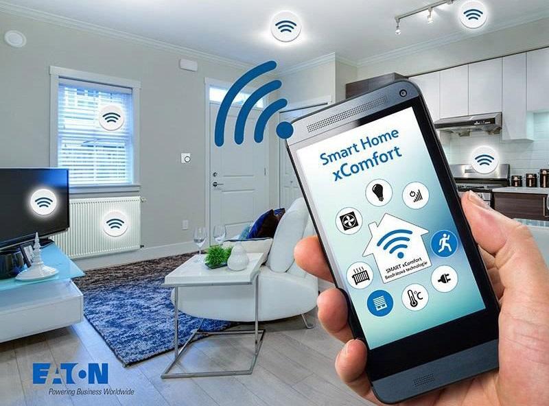 Chytrý telefon - ovládací aplikace