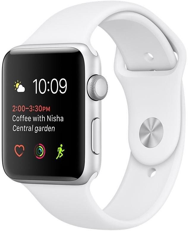 Apple Watch - chytré hodinky