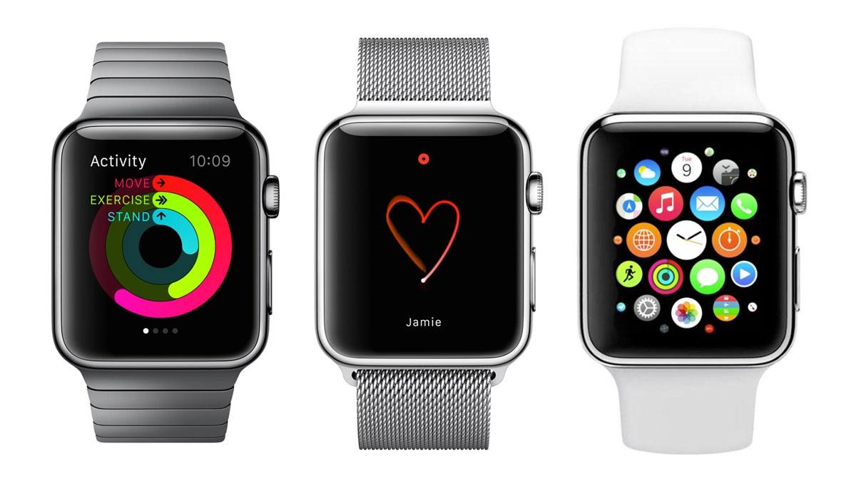 Chytré hodinky, elegantní design, řada praktických funkcí