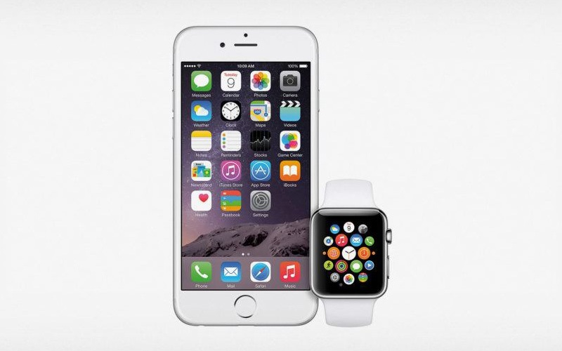 iPhone a Apple Watch