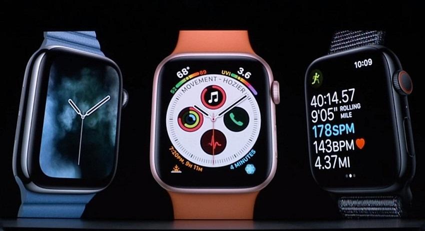Apple Watch - watchOS