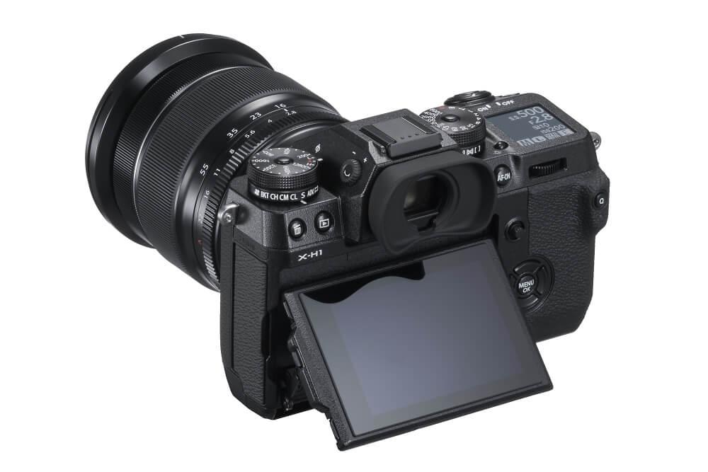 Fotoaparát Fujifilm X-H1