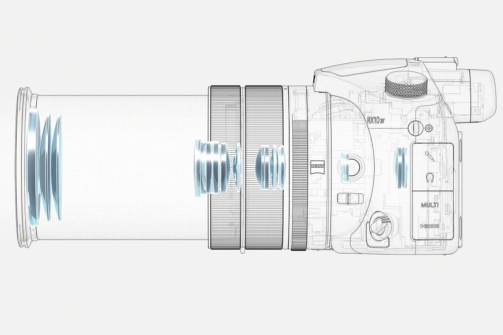 Sony Cyber-shot RX10 IV ultrazoom