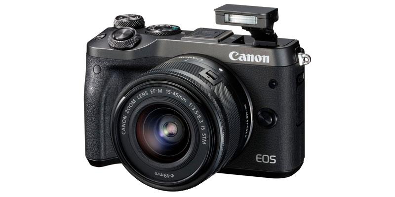 Canon EOS M6 (RECENZE)