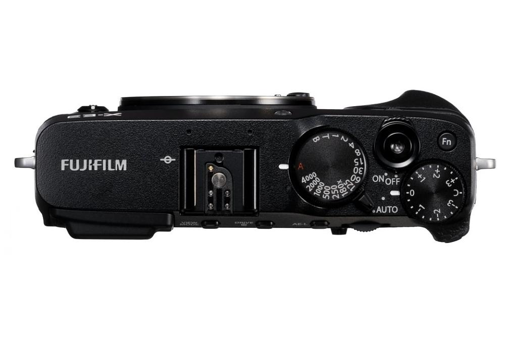 Fujifilm X-E3 bezzrcadlovka