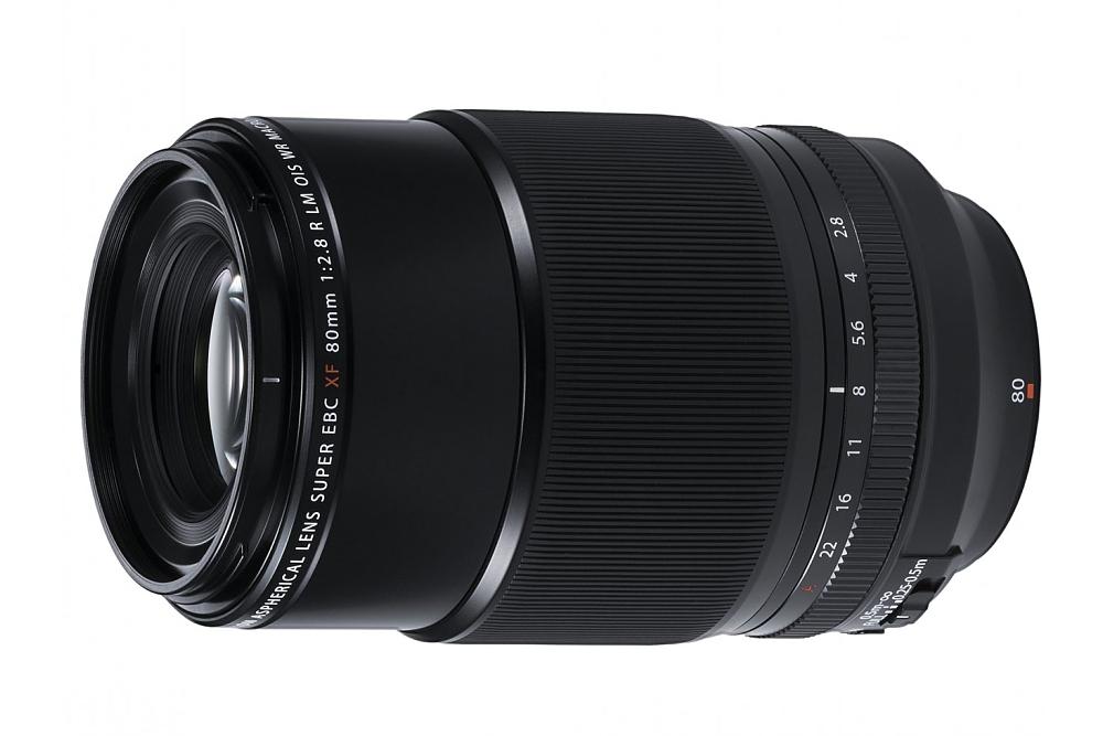 Fujifilm XF 80mm f/2,8 R OIS WR objektiv