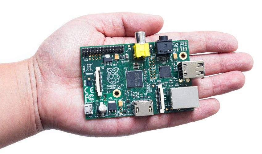 Raspberry Pi 4 – původní Raspberry Pi