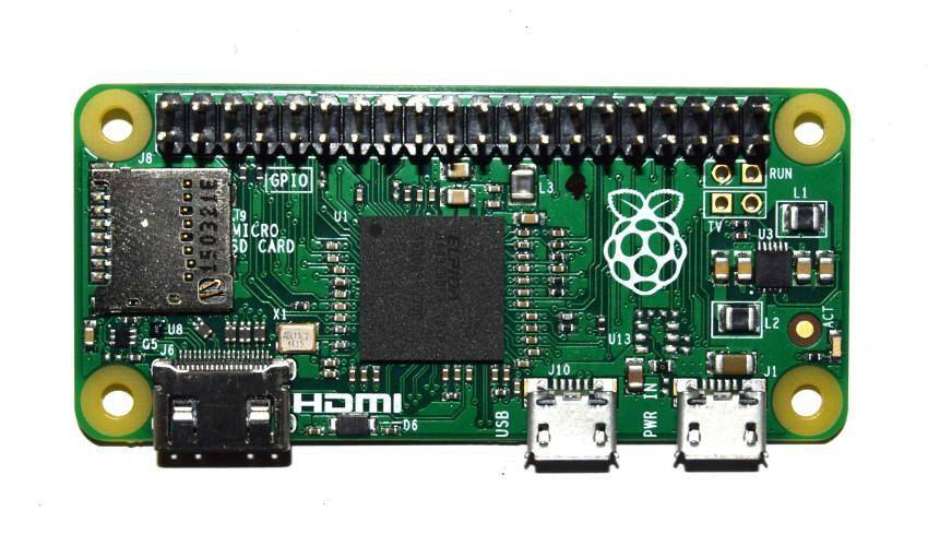 Raspberry Pi 4 – Raspberry Pi Zero
