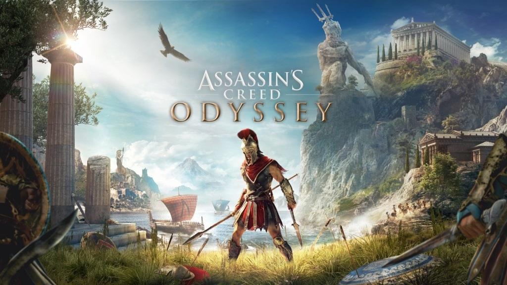 Assassin´s Creed Odyssey; screenshot: Leonidovo kopí