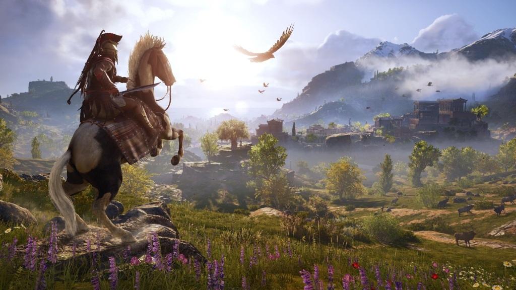 Assassin's Creed Odyssey; screenshot: orel