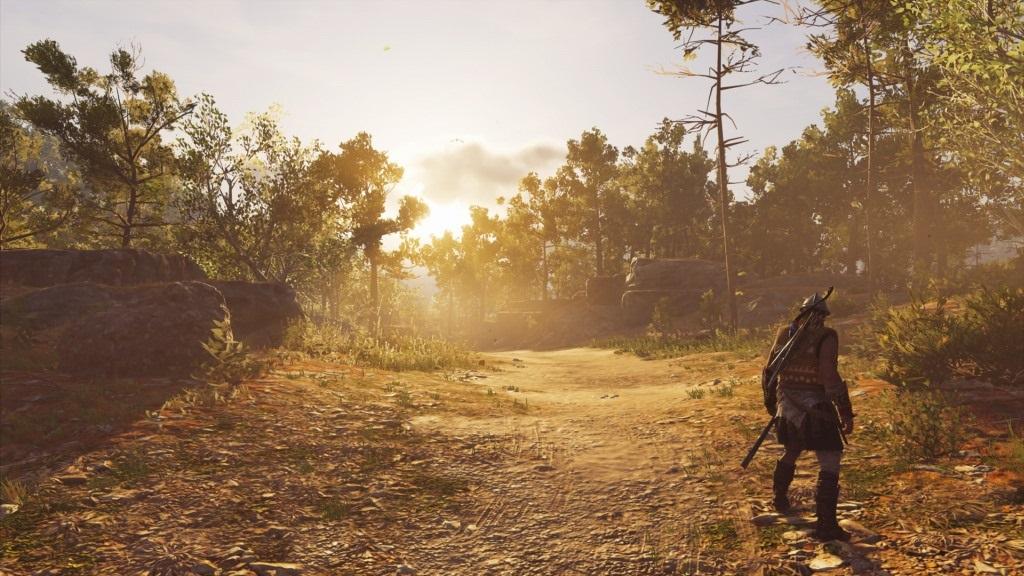 Assassin´s Creed Odyssey; gameplay: příroda