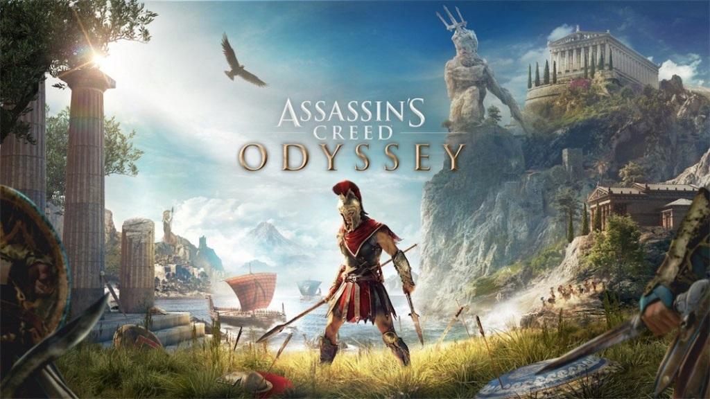 Assassin's Creed Odyssey; screenshot: Sparta