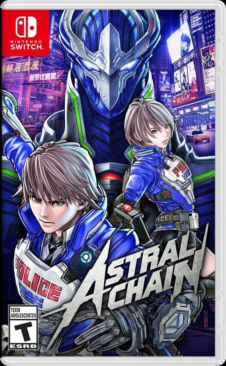 Astral Chain; recenze