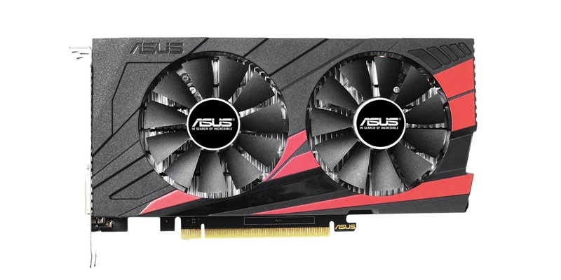 Asus EX GTX 1050 Ti O4G v testech
