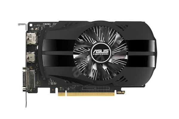 Asus Phoenix GTX 1050 2G v testech