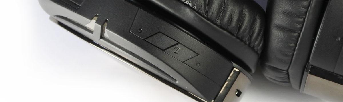 Asus ROG Strix Fusion 500; přepínání stereo/prostorový zvuk