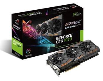 Asus Strix GTX 1070 O8G Gaming