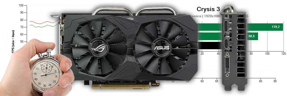 Asus Strix RX 560 O4G Gaming recenze a testy