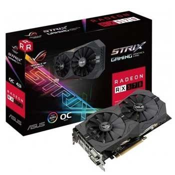 Recenze Asus Strix RX 570 O4G Gaming
