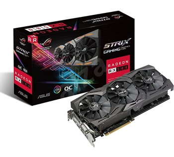 Recenze Asus Strix RX 580 O8G Gaming