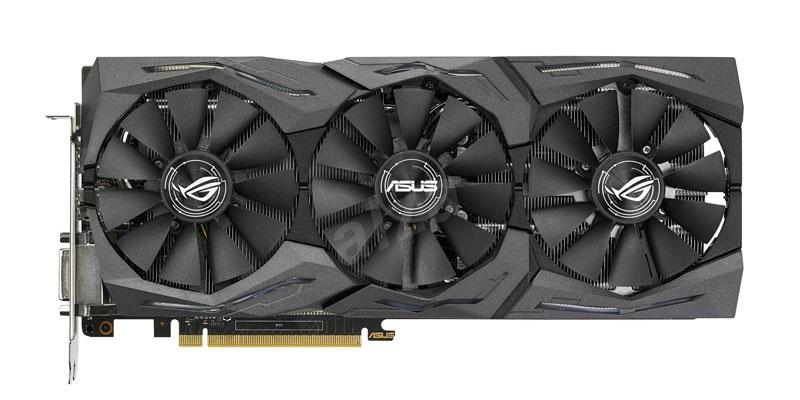 Asus Strix RX Vega56 O8G Gaming v testech