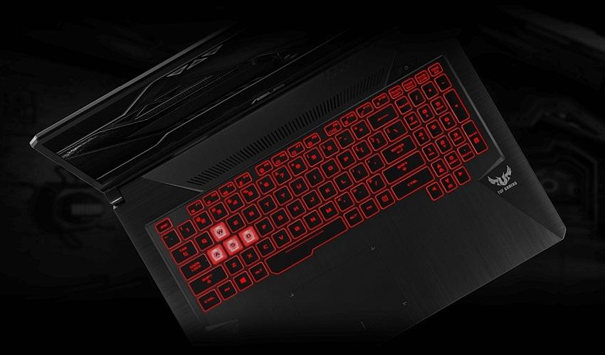 Design ASUS TUF Gaming FX705