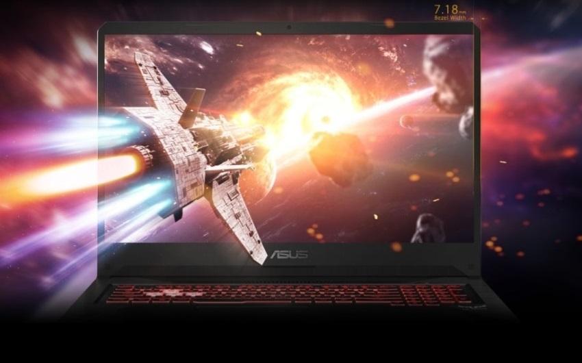 Displej ASUS TUF Gaming FX705GM