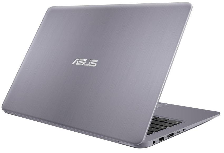 Asus VivoBook S14, šedý