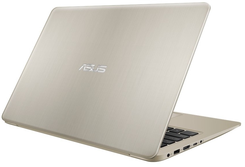 Asus VivoBook S14, zlatý