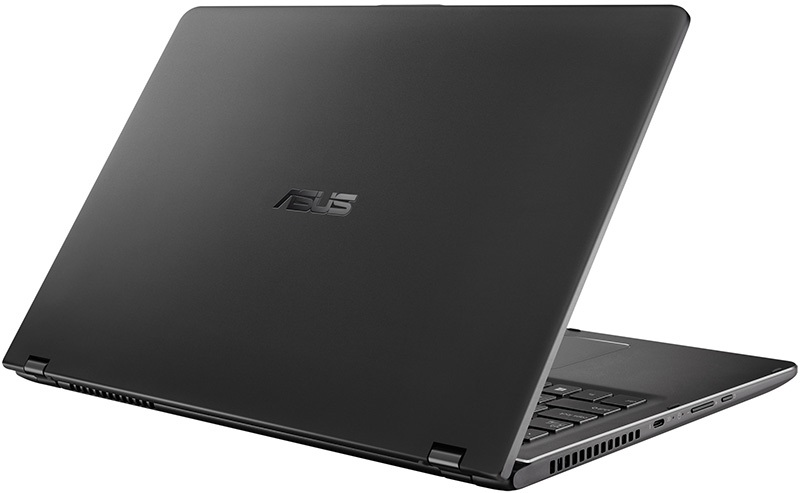 Asus ZenBook Flip 15 záda