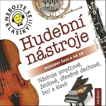 Audiokniha; Nebojte se klasiky: Hudební nástroje