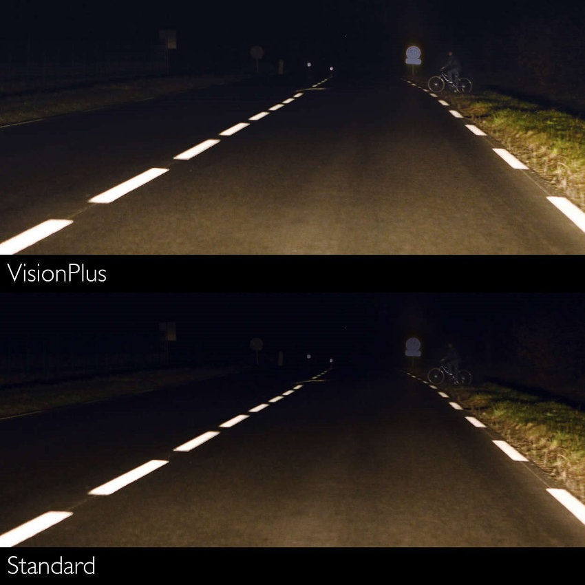 autožárovka viditelnost