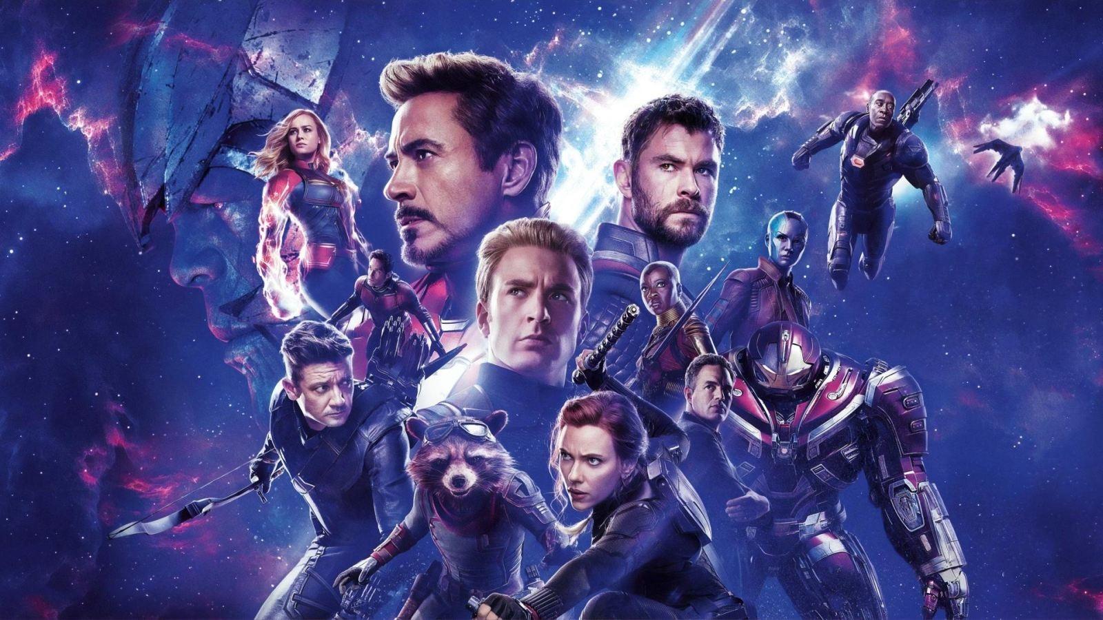 Avengers: Endgame; wallpaper: cover
